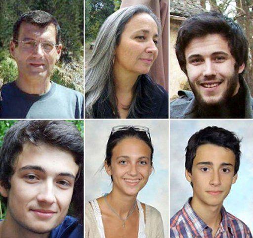 Una familia asesinada en Francia; el padre está fugado