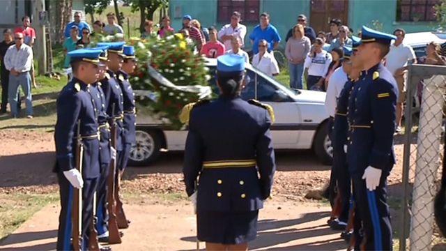 Resultado de imagen para policias asesinados  en salto uruguay