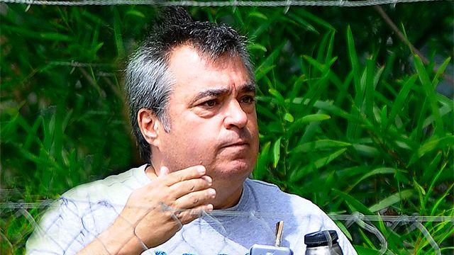 """""""Betingo"""" Sanguinetti a prisión en Andorra por lavado de activos"""