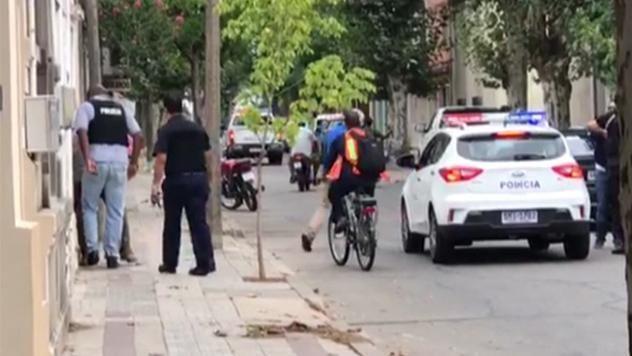 Femicidio: así detuvo la Policía a la pareja de Valeria Monzón en Melo
