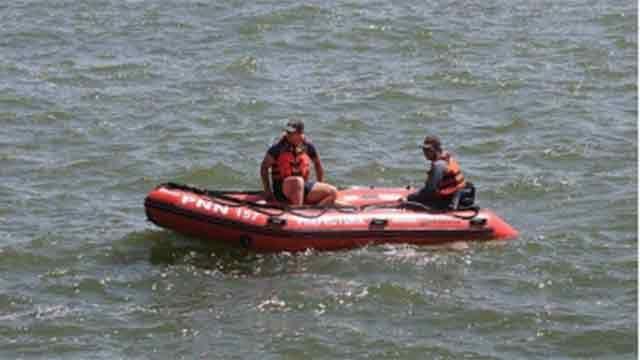 Un muerto y un desaparecido en represa tras fuertes vientos en Cerro Largo