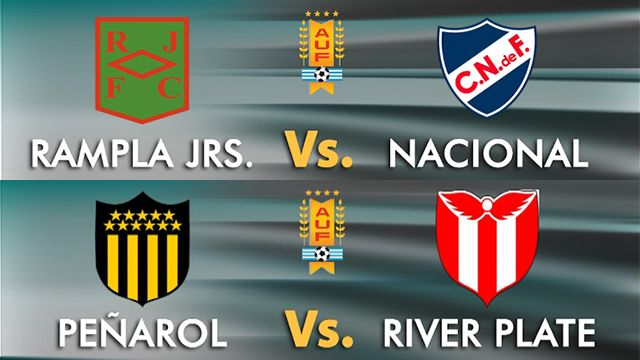 Rampla recibirá a Nacional y Peñarol a River por la fecha 2 del Apertura