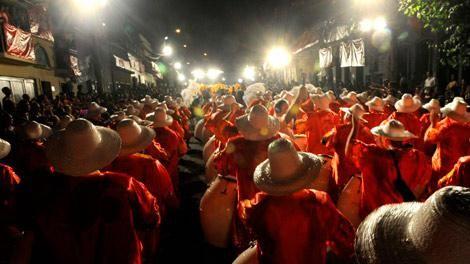 Suspenden las Llamadas de este viernes y el desfile pasa para el sábado