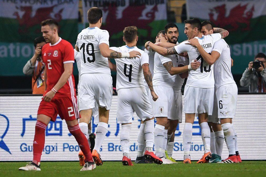 Uruguay se consagró campeón de la China Cup, en los preparativos para Rusia 2018