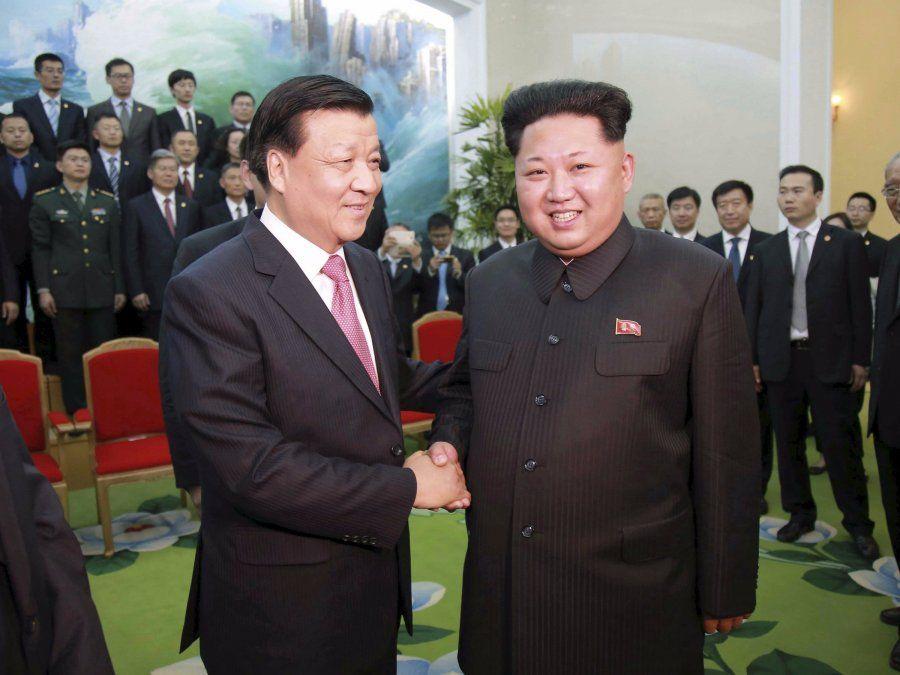 Kim Jong Un viajó a China en su primera visita al extranjero desde que asumió el poder