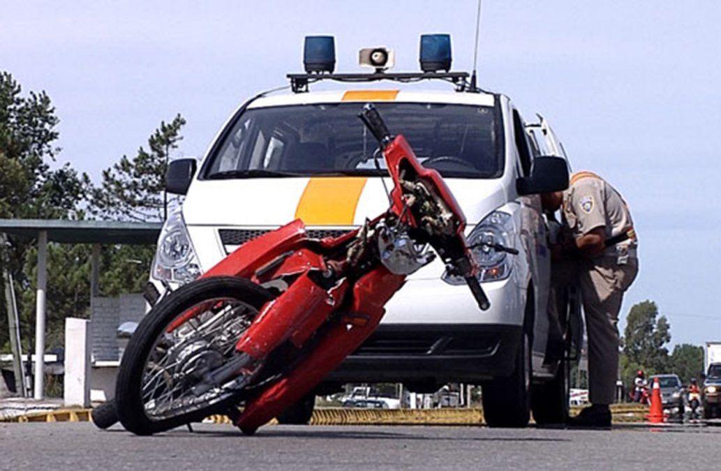 Jóvenes de 19 años intentaron sobornar policías tras siniestro de tránsito
