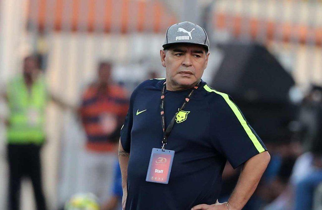 El Sueño Bendito: comenzó la grabación de la serie TV sobre Maradona