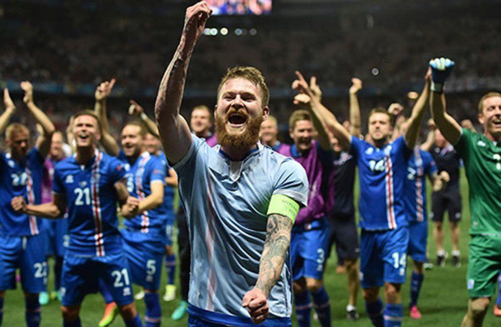 Islandia: el país de 300.000 habitantes que vuelve a conquistar Europa