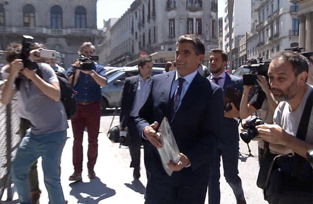 Sendic no recurrirá a Suprema Corte en caso de ser procesado por la Justicia