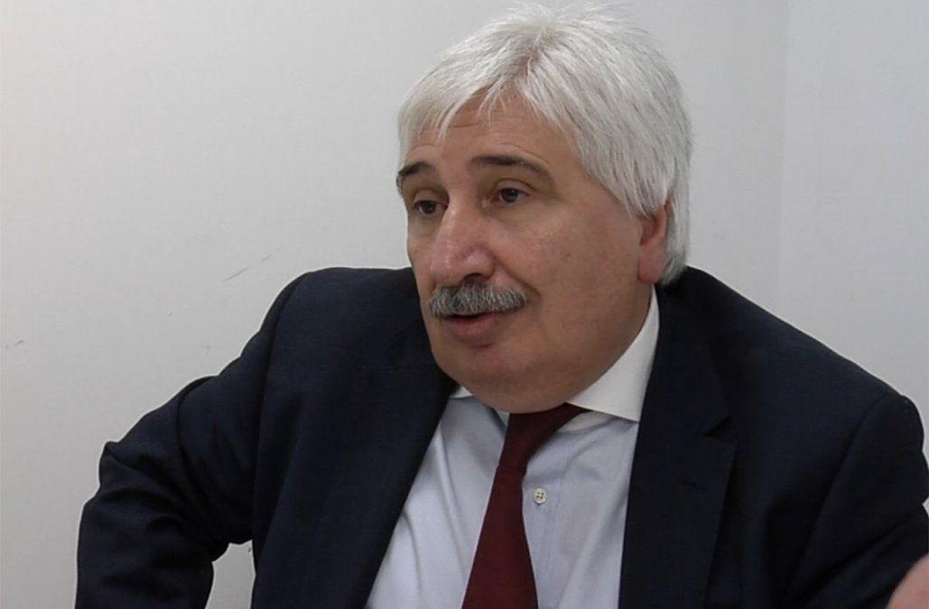 Juan Gómez renunció a la Asociación de Fiscales por diferencias internas en el gremio