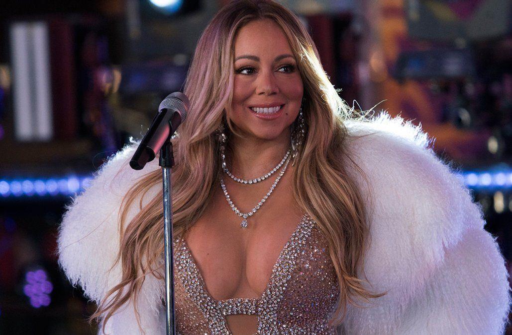 Mariah Carey, primera artista en lograr el número 1 en cuatro décadas diferentes