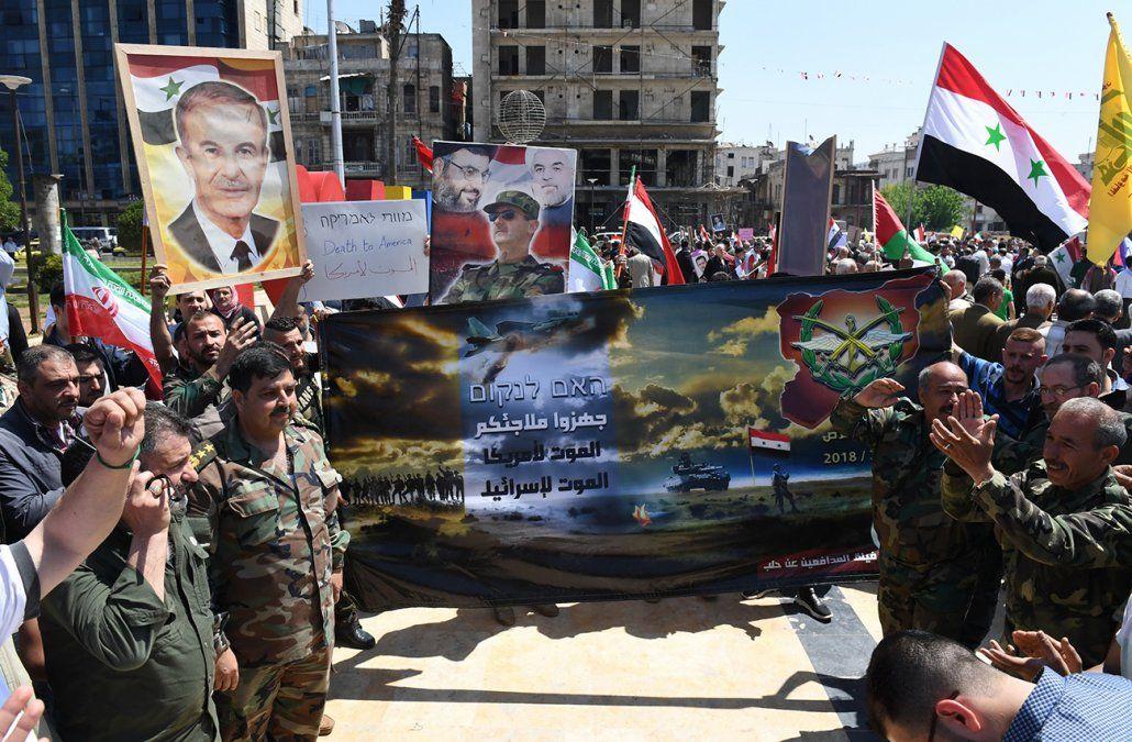 Las etapas claves de los siete años de conflicto en Siria