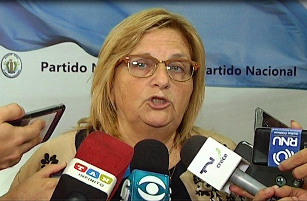 Diputada Bianchi dijo que Celsa Puente viajó a España financiada por una editorial