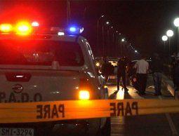 Joven de 20 años falleció en San Carlos tras un choque frontal