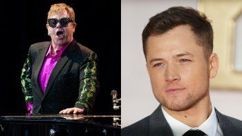 Taron Egerton, protagonista de Kingsman, interpretará a Elton John