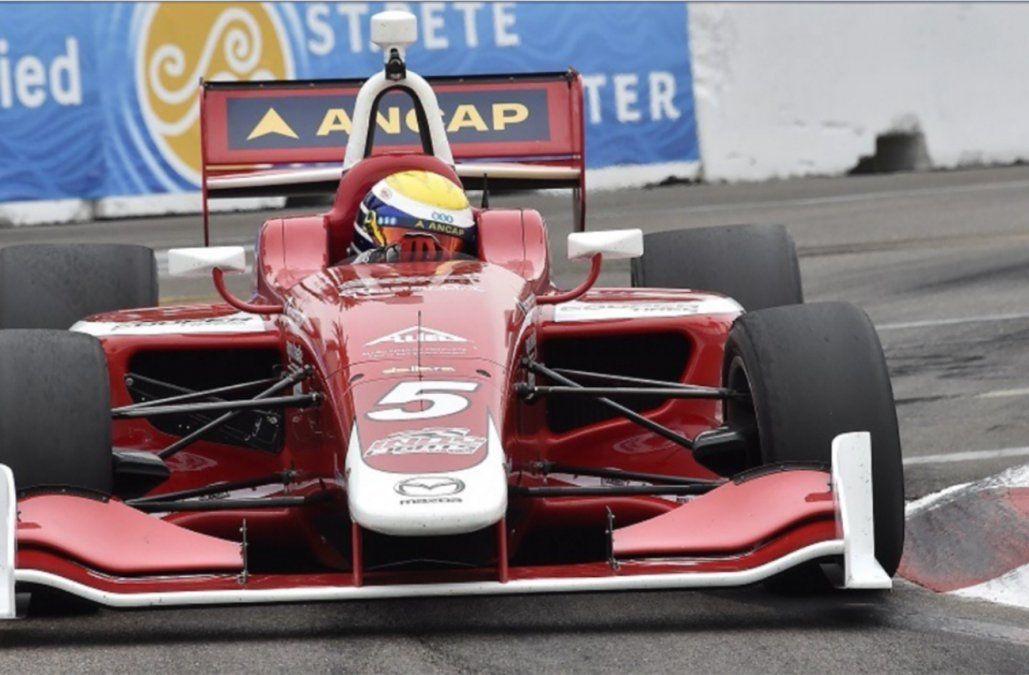 Santiago Urrutia vuelve a competir este fin de semana