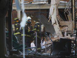 altText(Tres muertos y unos 50 heridos en una explosión de gas en clínica de Chile)}