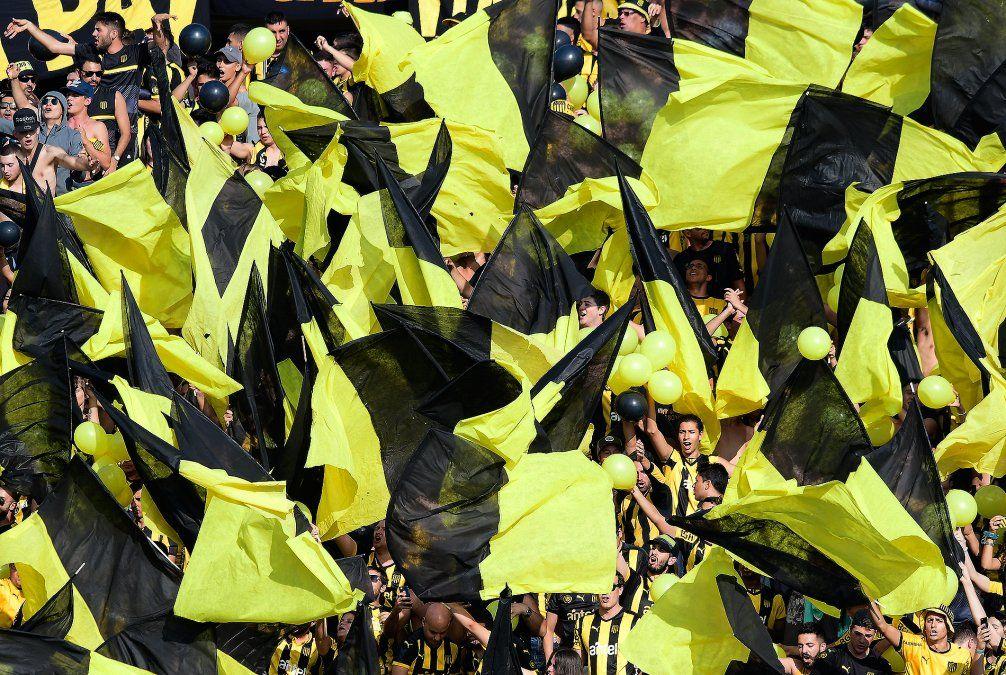 El empate clásico en imágenes: jugadas, goles y festejos
