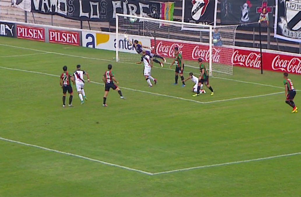 Show de goles de la Fecha 13 del Apertura, Nacional sigue liderando