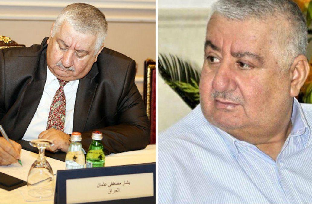 Secuestran a un alto responsable del Comité Olímpico Iraquí
