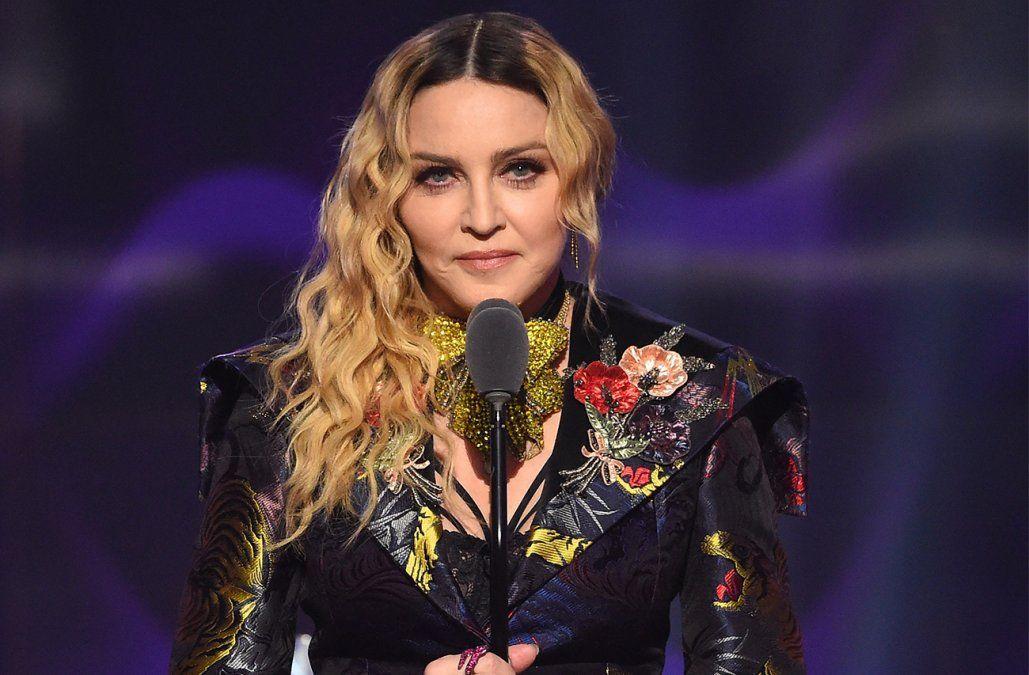 Madonna intentó impedir una subasta de objetos personales, pero no pudo