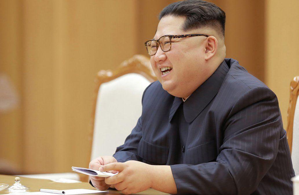 Kim Jong Un partió rumbo a la cumbre con el presidente de Corea del Sur