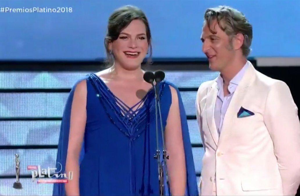Una mujer fantástica arrasó en los Premios Platino en México
