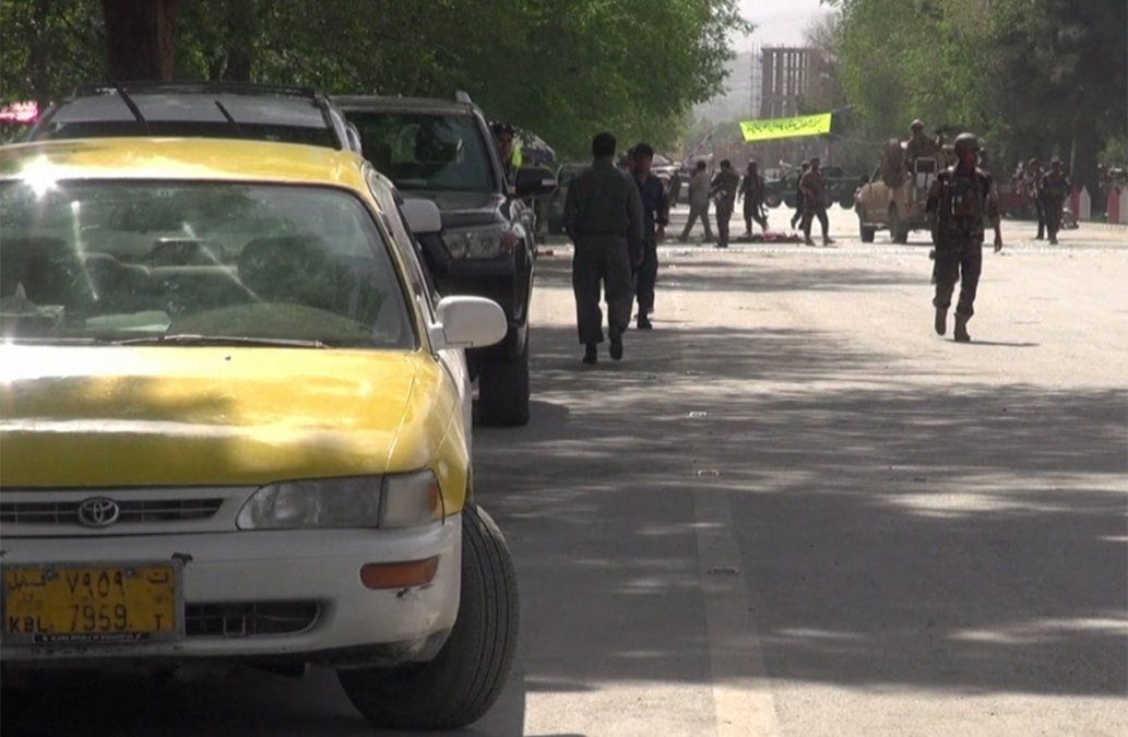 Doble atentado terrorista en Kabul: 25 personas muertas