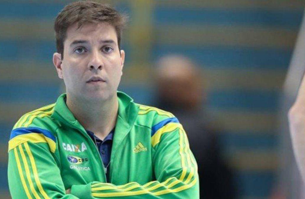 Exentrenador brasileño es acusado de abusar sexualmente de gimnastas