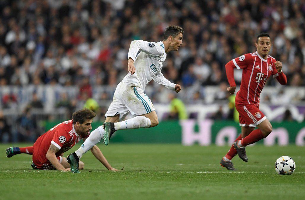 Una costumbre: Real Madrid llegó a la final por tercer año consecutivo