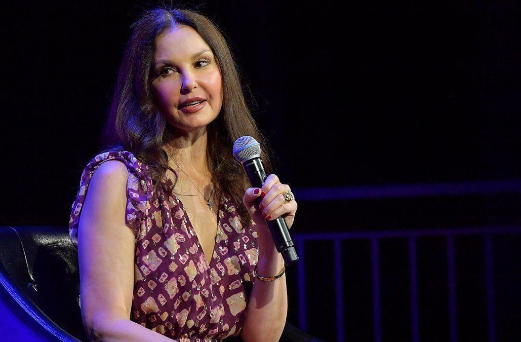 Ashley Judd demandó a Weinstein por difamación tras rechazar su acoso sexual