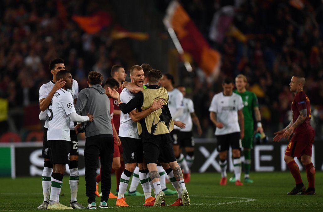 Liverpool y Real Madrid jugarán la final de la Liga de Campeones
