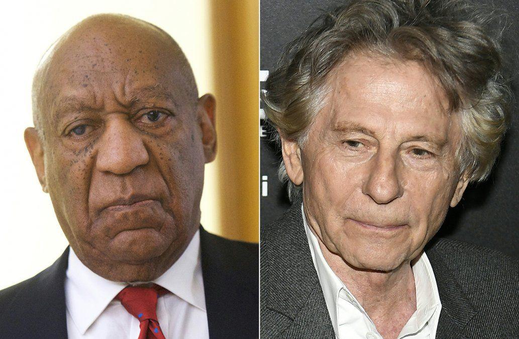 Academia de cine de EEUU expulsa a Bill Cosby y Roman Polanski por agresiones sexuales