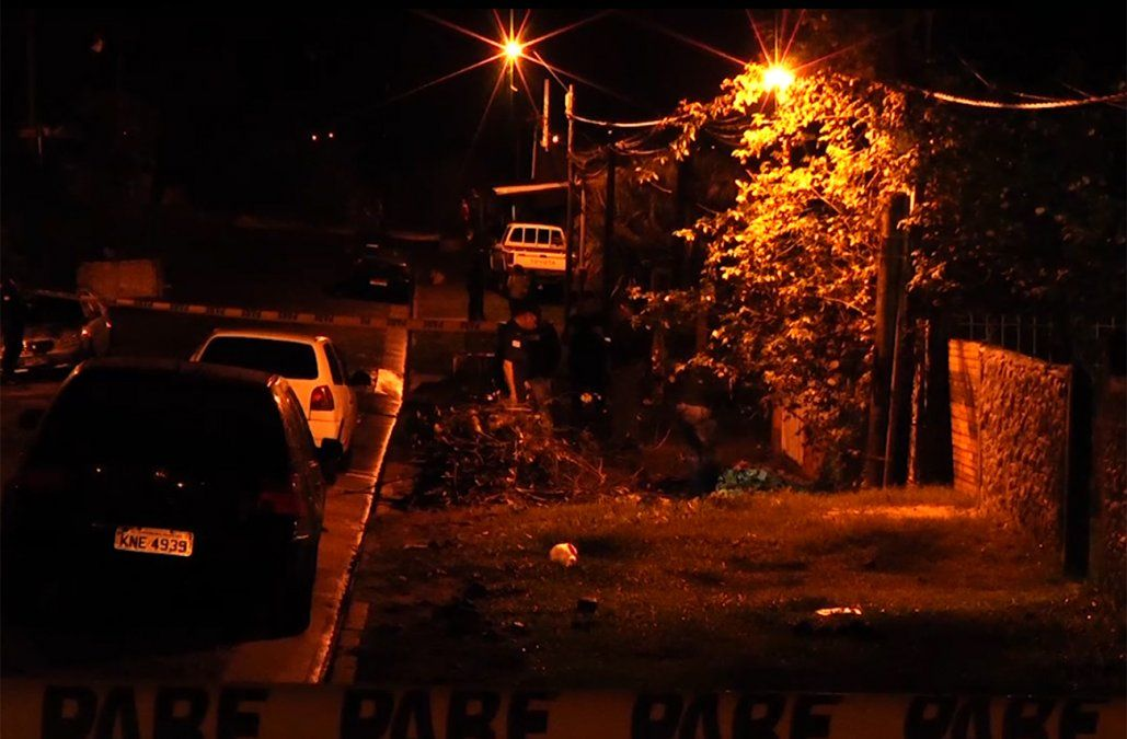Balacera en Rivera terminó con un hombre herido; le dispararon desde un auto