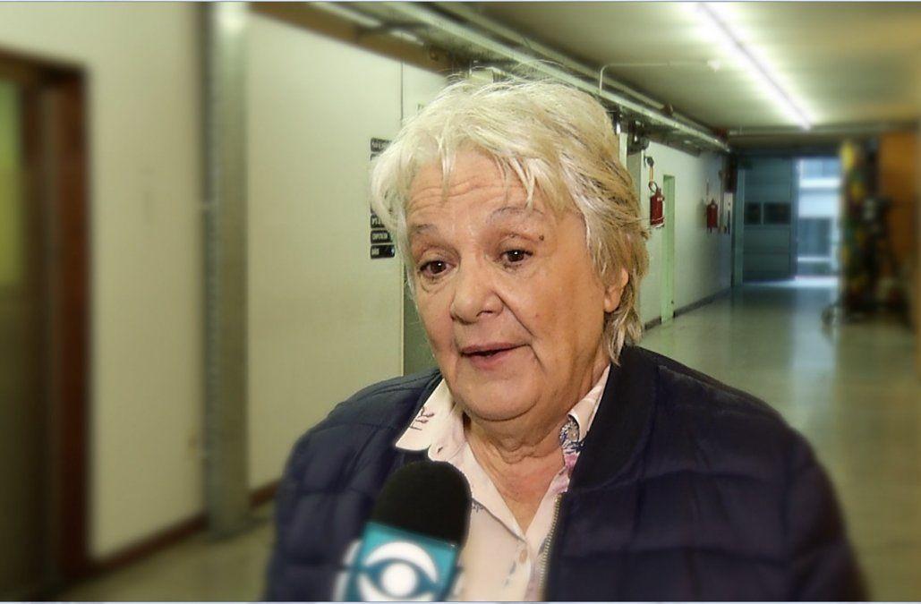 Topolansky advierte que hay presiones indebidas a jueces y fiscales