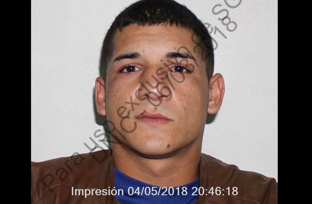 Buscan a Luis Enrique Gonzalez, sospechoso del homicidio del joven golfista