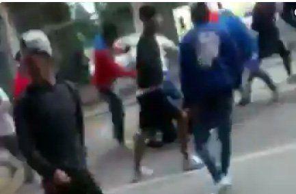 Hinchas de Nacional atacaron a parciales de Peñarol; Ministerio del interior admitió error