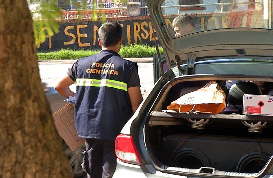 Prisión preventiva para copadores  de Malvín que fueron detenidos infraganti