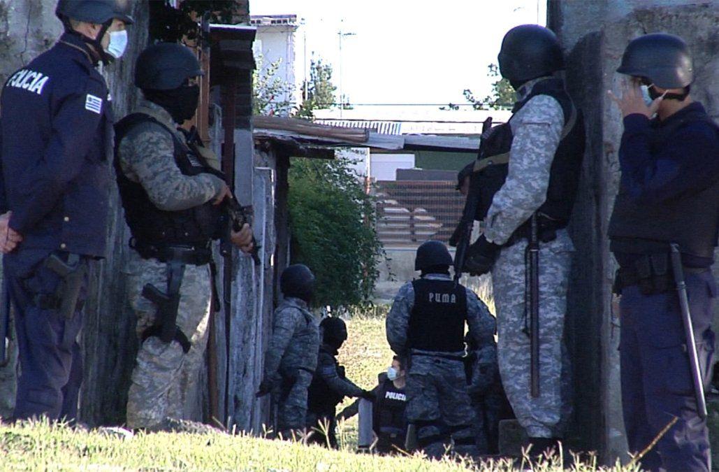 Guerra narco en Casavalle: tiroteo de 15 minutos entre Los Camala y Los Yinga