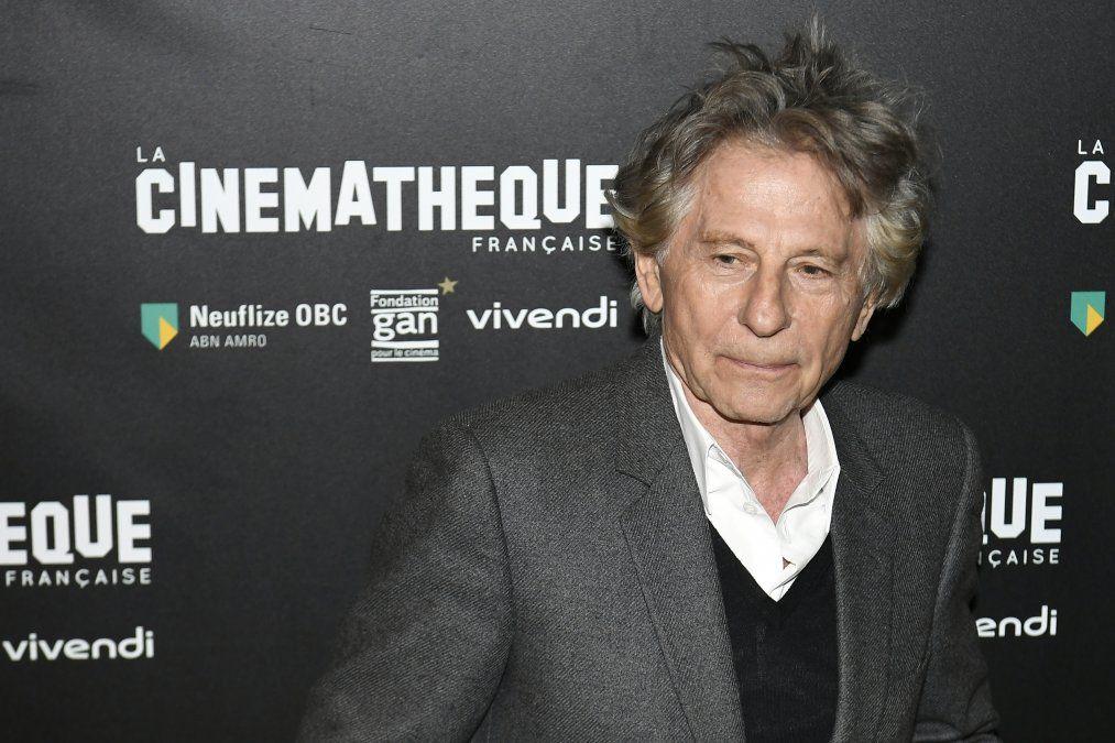 Polanski amenaza con demandar a la Academia tras su expulsión