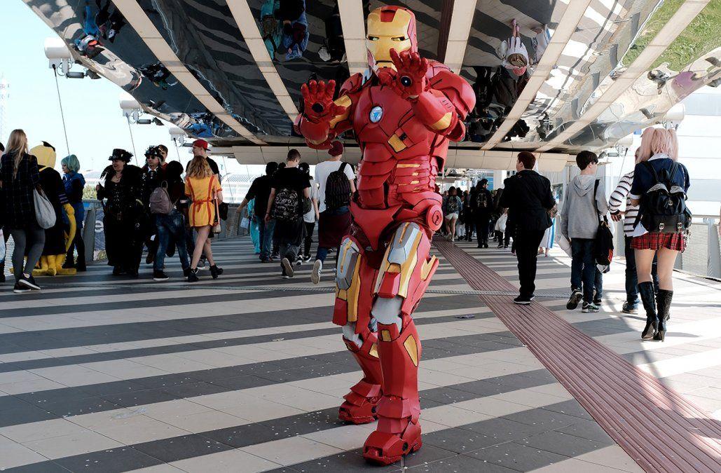 Llamen a The Avengers: se robaron el traje de Iron Man