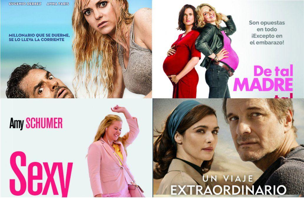Te presentamos los principales estrenos de cine de mayo