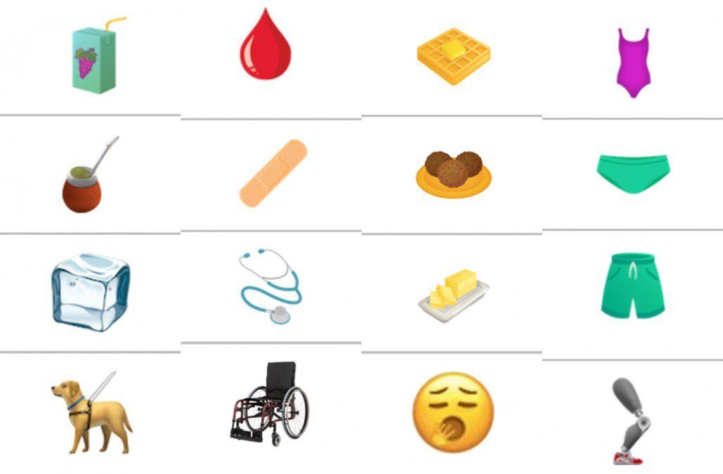 El mate, uno de los candidatos a emoji para 2019