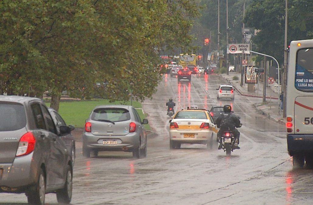 Comienzan obras viales en Avenida Italia y el tránsito se verá afectado
