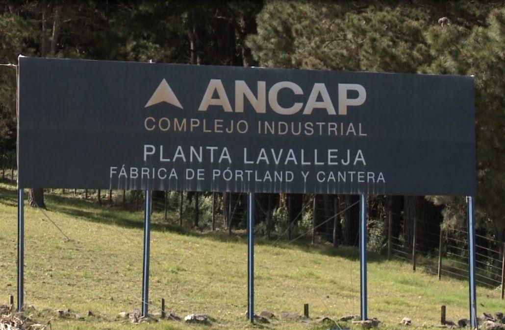 ANCAP anuncia acuerdo con el sindicato para retomar producción de Portland