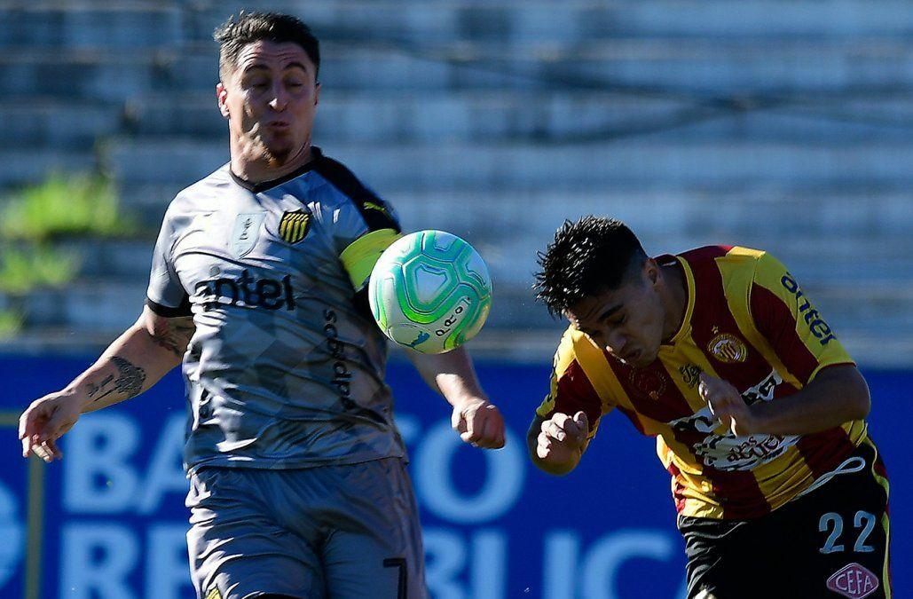 Progreso lo dio vuelta y le ganó 4-3 a Peñarol en el Nasazzi
