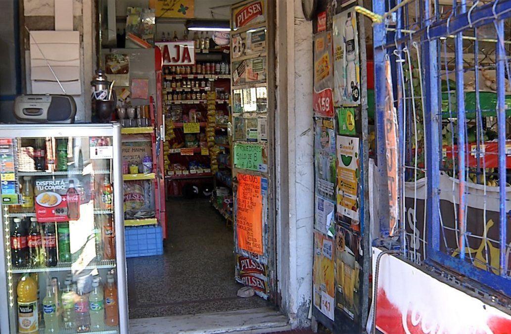 Comerciante denunció la rapiña Nº 76 a su almacén