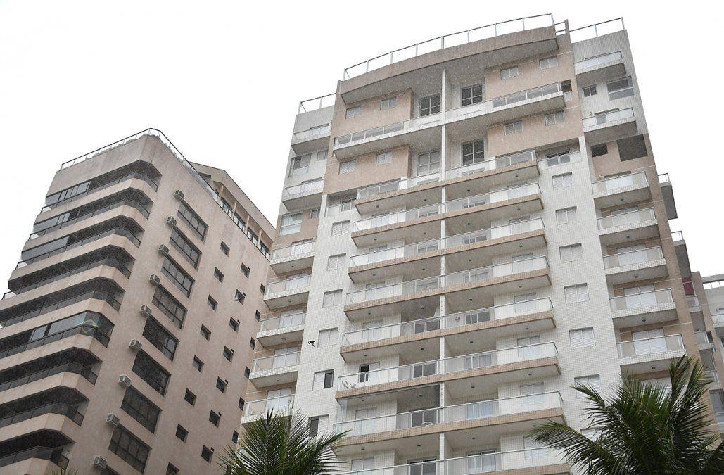 Subastan por más de US$ 600.000 el tríplex de lujo por el que Lula fue a prisión