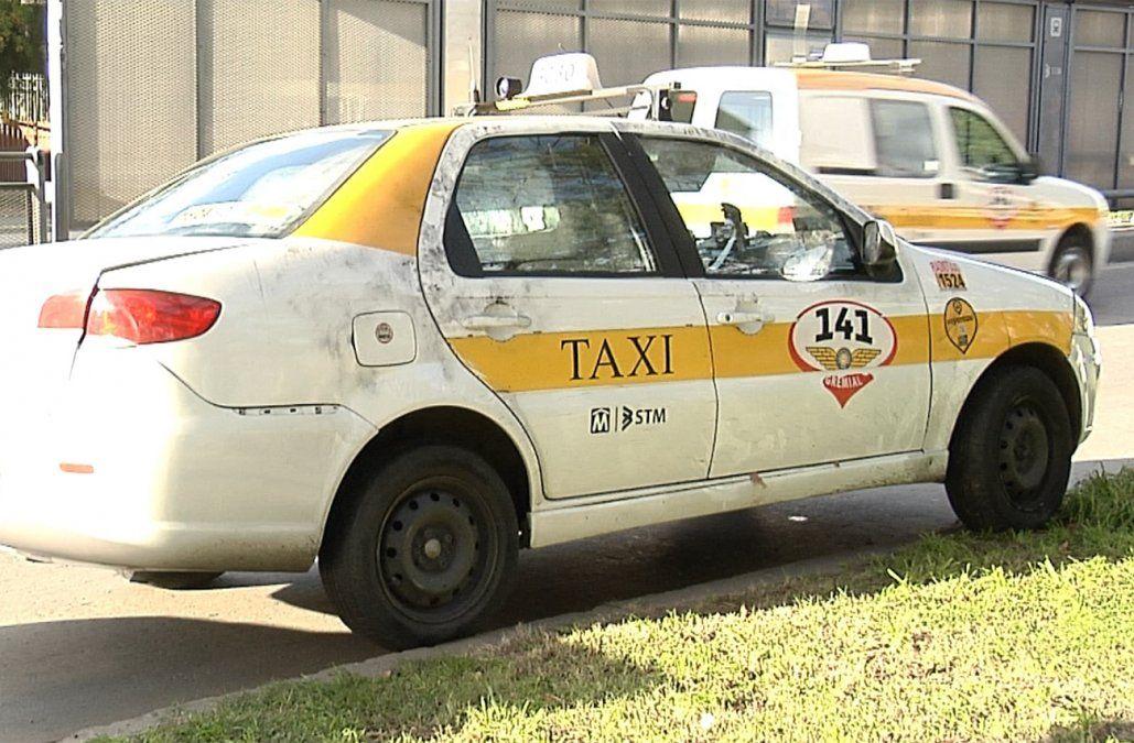 Taxista fue apuñalado en el pecho por delincuente que le robó unas pocas monedas