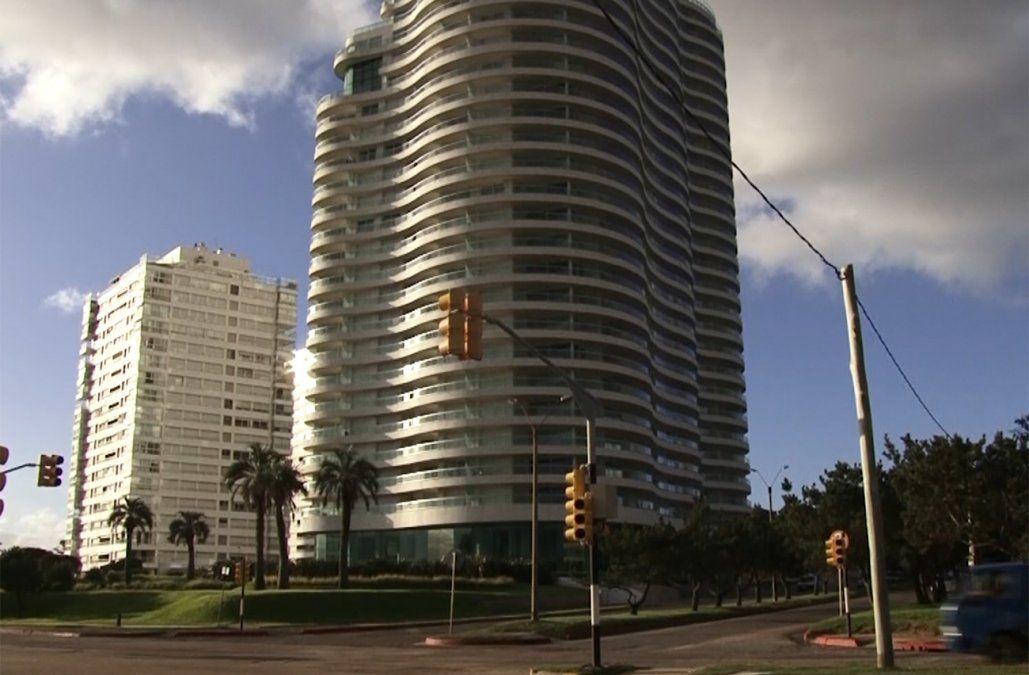 Alquilaron en un edificio de lujo para robar otros apartamentos de la misma torre